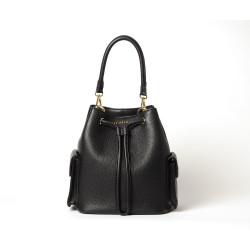 Lumineux Romy sac seau noir