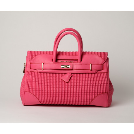 Pyla Bryan grand sac à main fushia