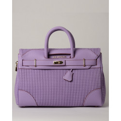 Pyla Bryan grand sac à main lilas