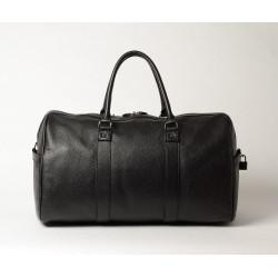 Antonin Hary, sac 48h cuir grainé noir