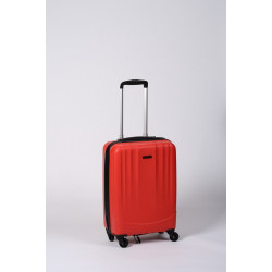 TIMBO TRAVEL S, valise cabine de voyage ou week-end rouge