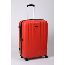 Timbo Travel L, grande valise rouge