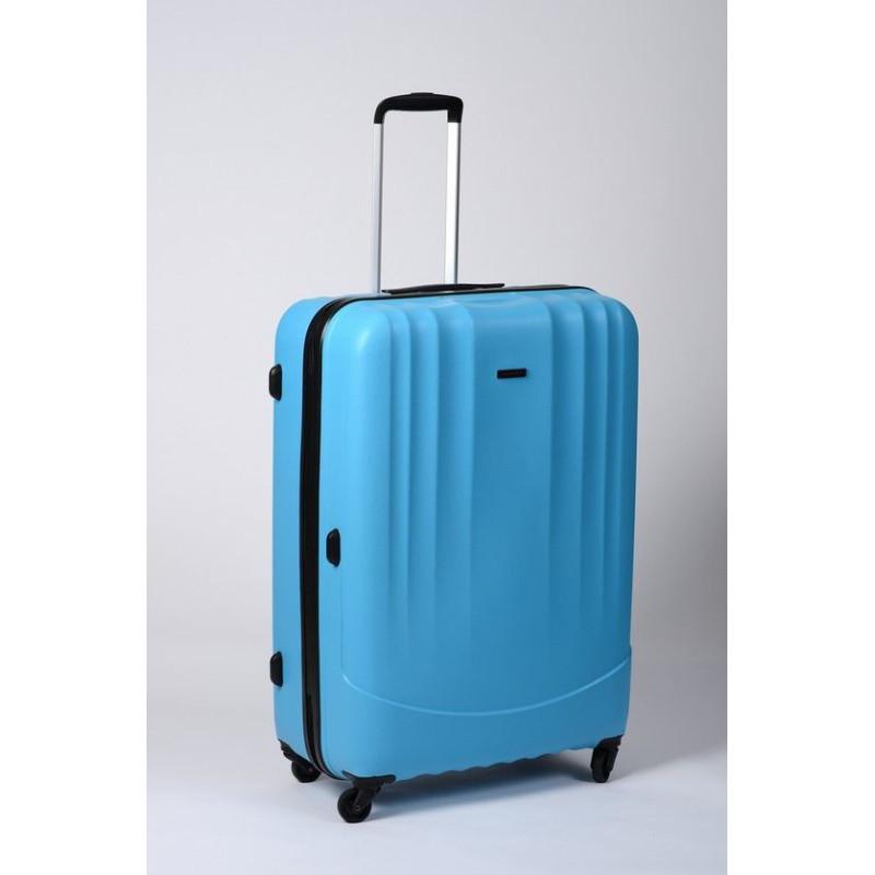 Timbo Travel L, grande valise bleu ciel