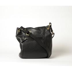 Mandalay Procida, petit sac besace noir