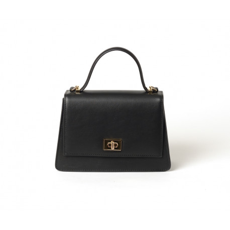 Merida Leonie, mini sac à main noir