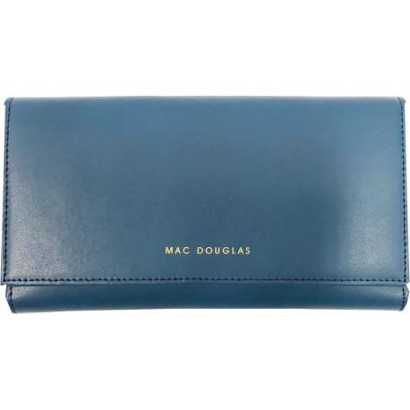 Gondole Leonie, portefeuille bleu jean