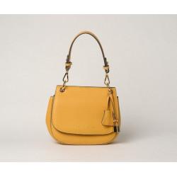 GARANCE ROMY, petit sac besace tournesol