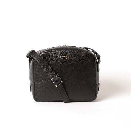PALANTINE BUNI, sac bandoulière noir