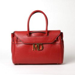 NYLA MD, mini sac porté main carmin