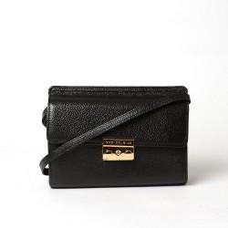 REZANE BUOB, mini sac bandoulière noir