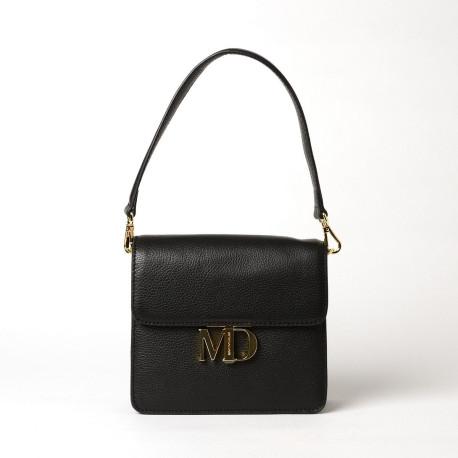 ROUBAIX MD, petit sac porté épaule noir