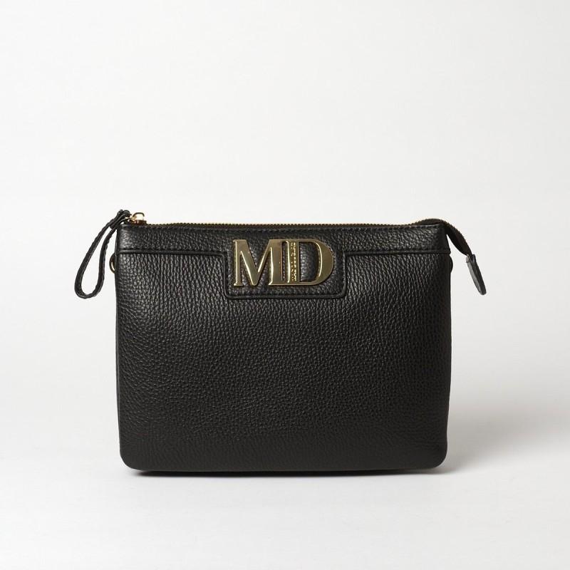 RUSKY MD, sac pochette noir