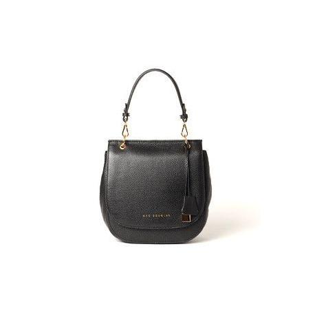 GARANCE ROMY, grand sac besace noir