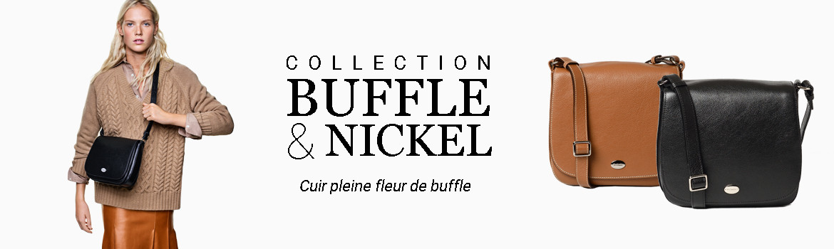 Collection Buffle finition nickel
