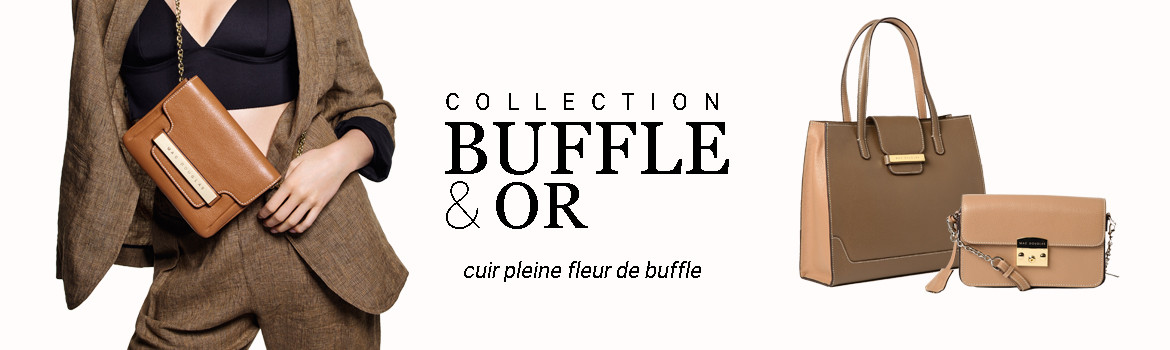 Collection Buffle finition or