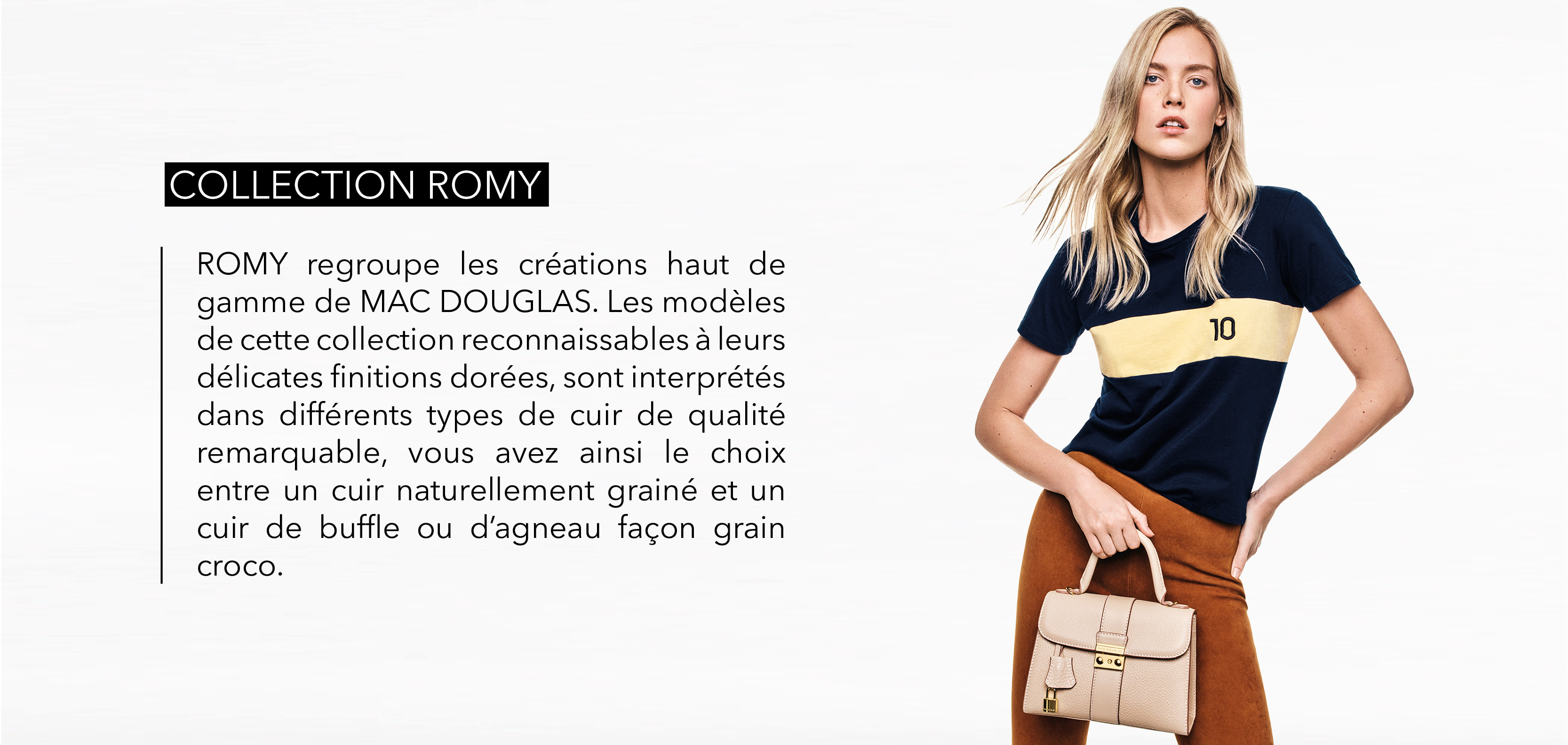 COLLECTION ROMY