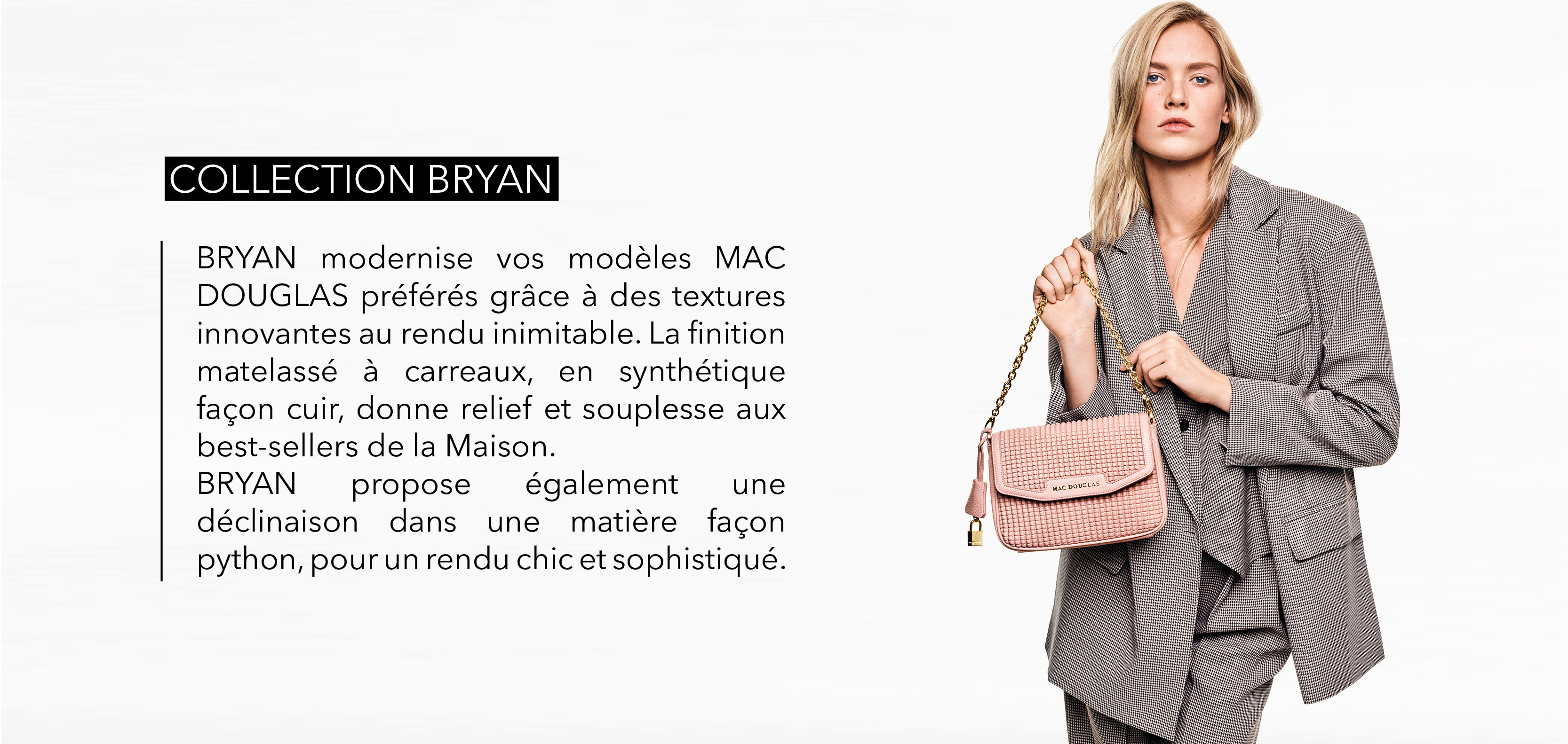 COLLECTION BRYAN