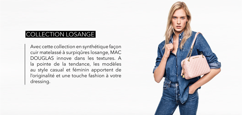 Collection LOSANGE